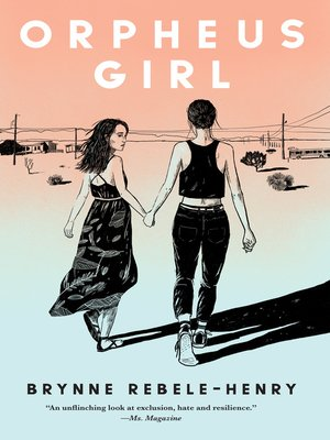 cover image of Orpheus Girl