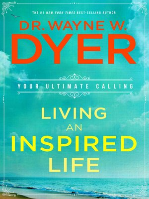 cover image of Living an Inspired Life