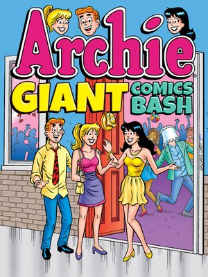 cover image of Archie Giant Comics Bash