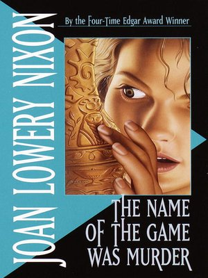 cover image of The Name of the Game Was Murder
