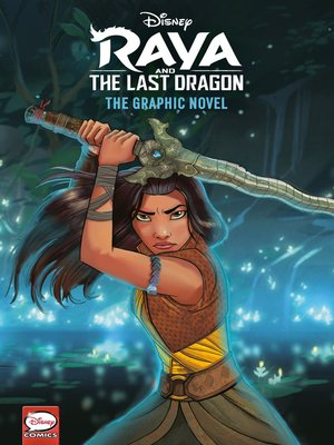 cover image of Disney Raya and the Last Dragon