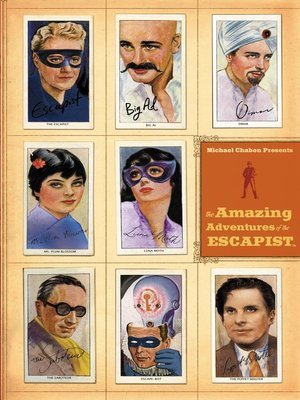 cover image of Michael Chabon Presents....The Amazing Adventures of the Escapist Volume 2