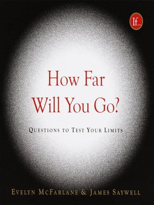 cover image of How Far Will You Go?