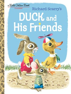 cover image of Duck and His Friends
