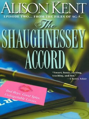 cover image of The Shaughnessey Accord