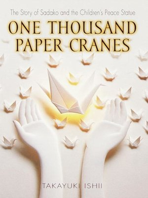 cover image of One Thousand Paper Cranes
