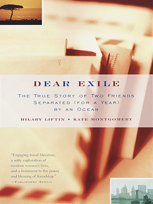 cover image of Dear Exile