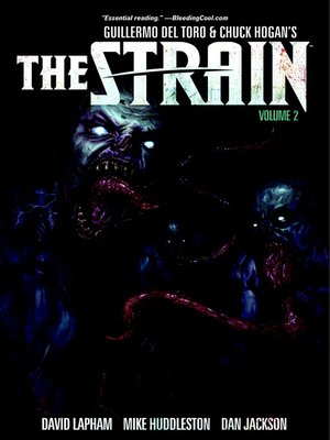 cover image of The Strain (2011), Volume 2