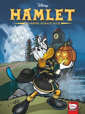 cover image of Disney Hamlet, starring Donald Duck