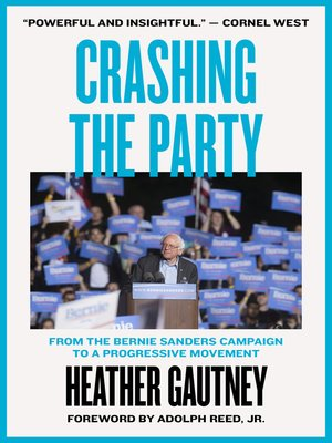 cover image of Crashing the Party