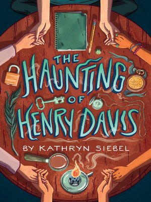 cover image of The Haunting of Henry Davis