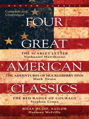 cover image of Four Great American Classics