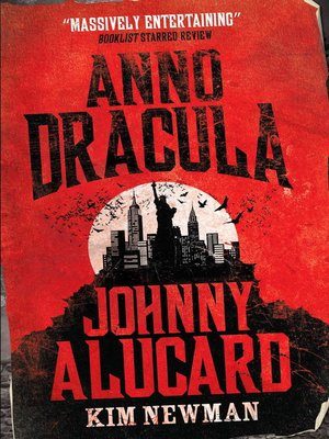 cover image of Johnny Alucard