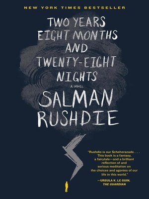 cover image of Two Years Eight Months and Twenty-Eight Nights