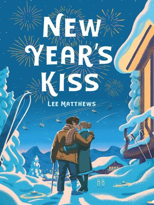 cover image of New Year's Kiss