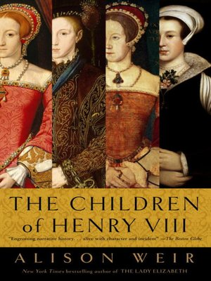 cover image of The Children of Henry VIII