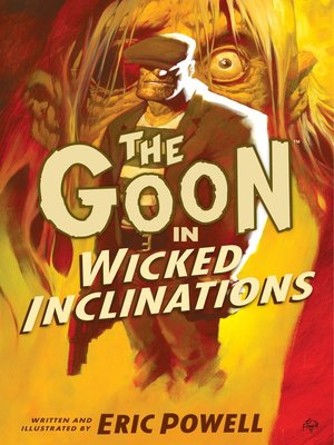 cover image of The Goon, Volume 5