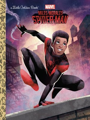 cover image of Miles Morales (Marvel Spider-Man)