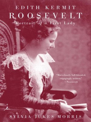cover image of Edith Kermit Roosevelt