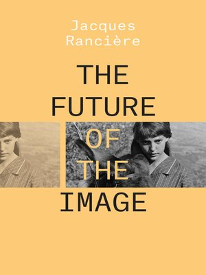 cover image of The Future of the Image