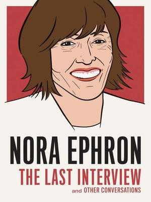 cover image of Nora Ephron