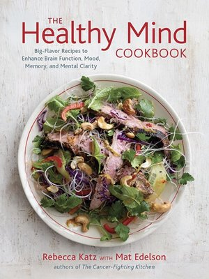 cover image of The Healthy Mind Cookbook