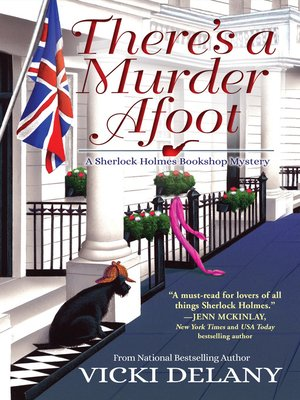cover image of There's a Murder Afoot