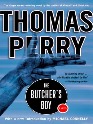 cover image of The Butcher's Boy