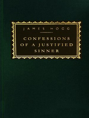 cover image of Confessions of a Justified Sinner