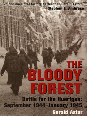 cover image of The Bloody Forest