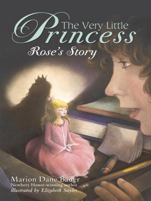 cover image of The Very Little Princess