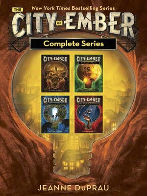cover image of The City of Ember Complete Series