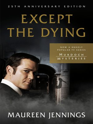 cover image of Except the Dying