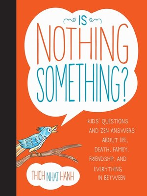 cover image of Is Nothing Something?
