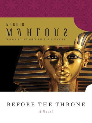 cover image of Before the Throne