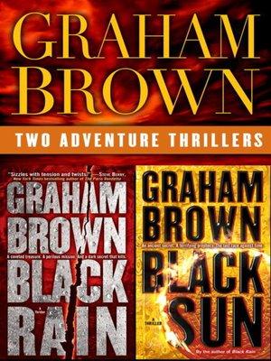 cover image of Black Rain and Black Sun 2-Book Bundle