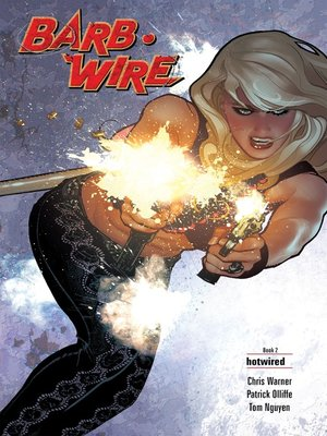 cover image of Barb Wire Book 2