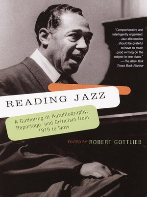 cover image of Reading Jazz