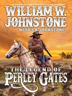 cover image of The Legend of Perley Gates