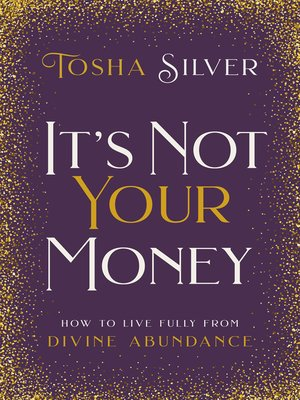 cover image of It's Not Your Money