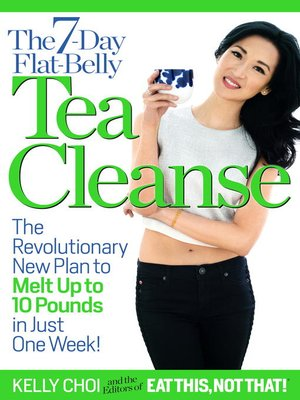 cover image of The 7-Day Flat-Belly Tea Cleanse