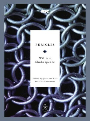 cover image of Pericles