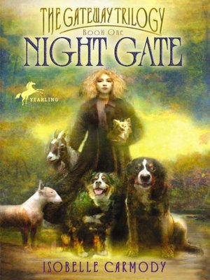 cover image of Night Gate