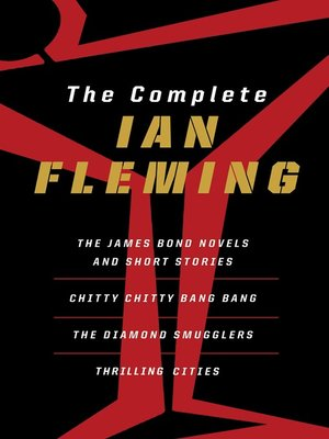 cover image of The Complete Ian Fleming