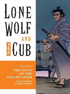 cover image of Lone Wolf and Cub, Volume 3