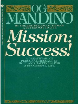 cover image of Mission
