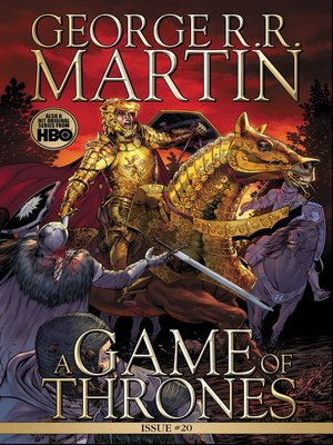 cover image of A Game of Thrones: Comic Book, Issue 20