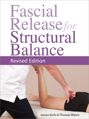 cover image of Fascial Release for Structural Balance, Revised Edition
