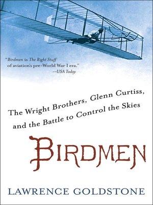 cover image of Birdmen