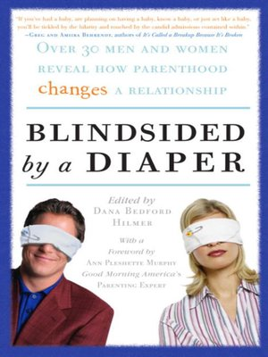 cover image of Blindsided by a Diaper